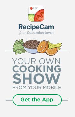 Get RecipeCam App